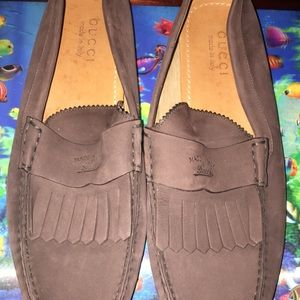 Gucci loafers made Italy